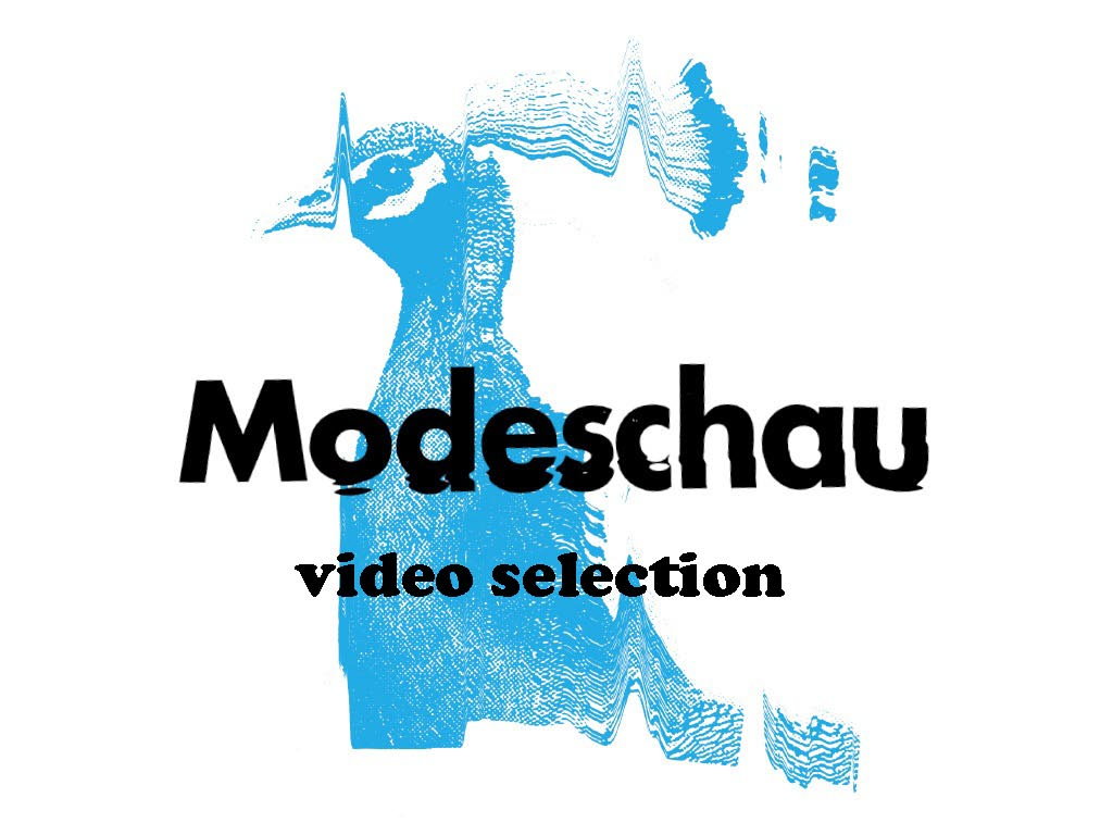 modeschau video selection 1